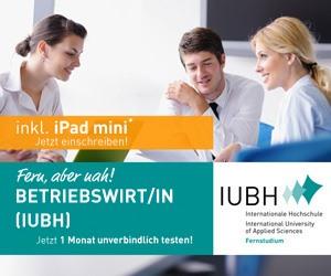 Betriebswirt IUBH