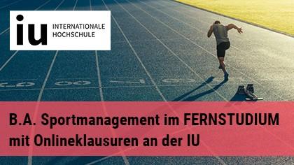 Bachelorarbeit Sportmanagement